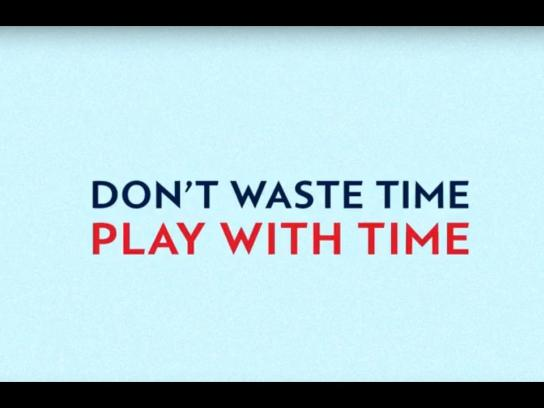 Martini Content Ad - Play with time
