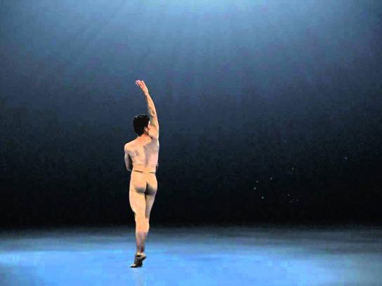 National Ballet of Canada Film Ad -  Lost in Motion