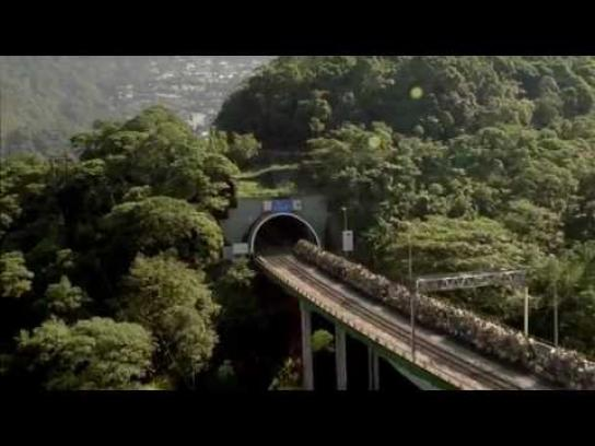Dow Chemical Company Film Ad -  Quiet train