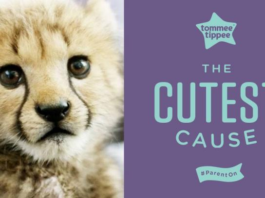 Tommee Tippee Film Ad - The cutest cause