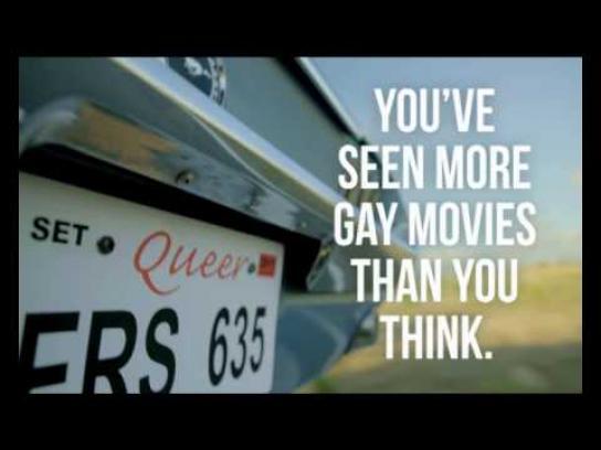 Queer Lisboa Film Ad -  Cars