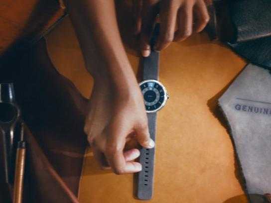 Motorola Film Ad -  Choose Moto 360