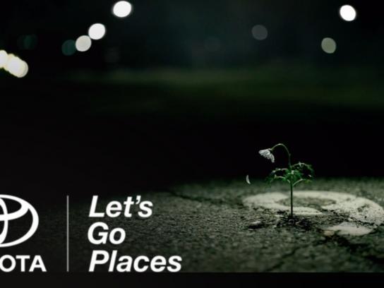 Toyota Film Ad - Daisy