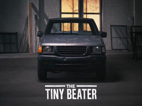 NAPA Auto Parts Film Ad -  The Tiny Beater