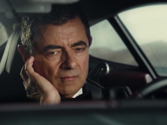 Etisalat Film Ad - The Network featuring Rowan Atkinson