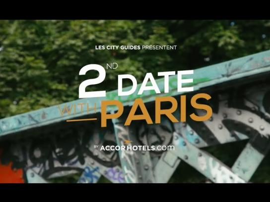 Accor Film Ad - Paris