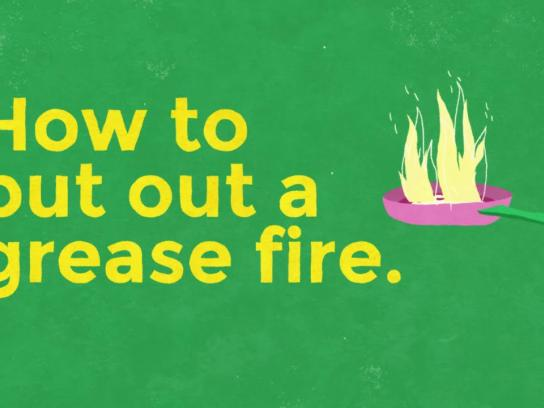 Mount Pleasant Group Digital Ad - How to put out a grease fire