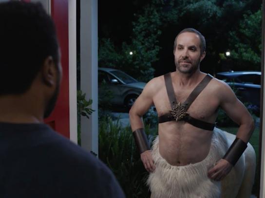 Snickers Film Ad - Fantasy Night