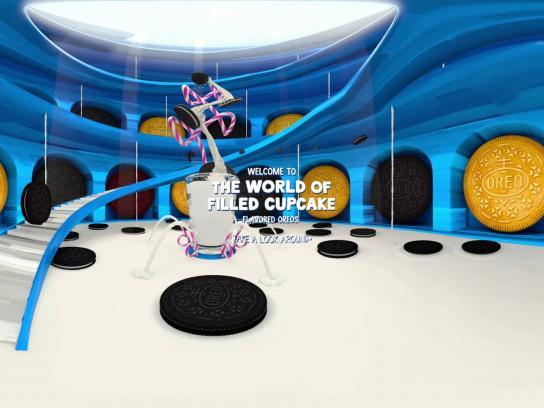 Oreo Digital Ad -  Discover