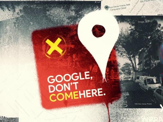 #GoogleDontComeHere