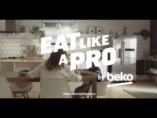 Beko Film Ad - Do You Know Who Eats Broccoli? - #EatLikeAPro