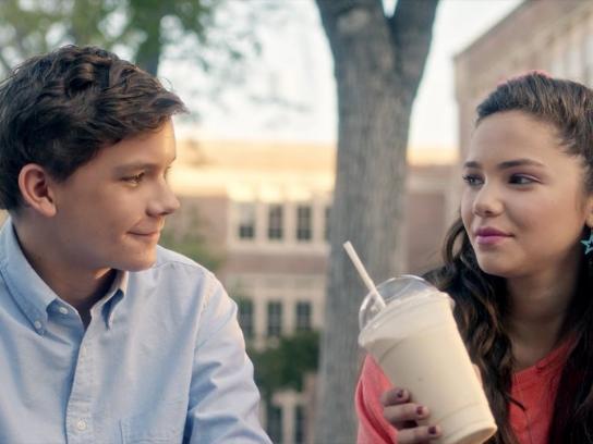 a2 Milk Company Digital Ad - Spring dance