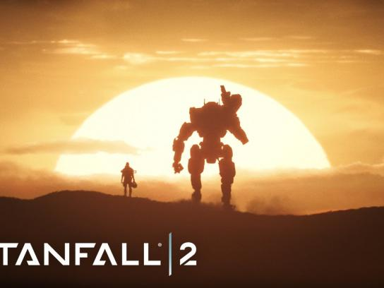 Titanfall 2 Digital Ad - Become one