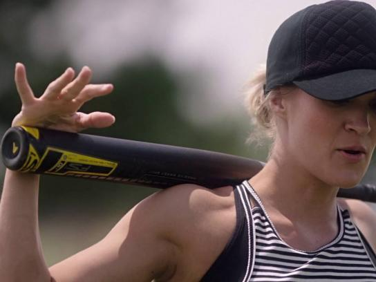CALIA Digital Ad - What sports taught me