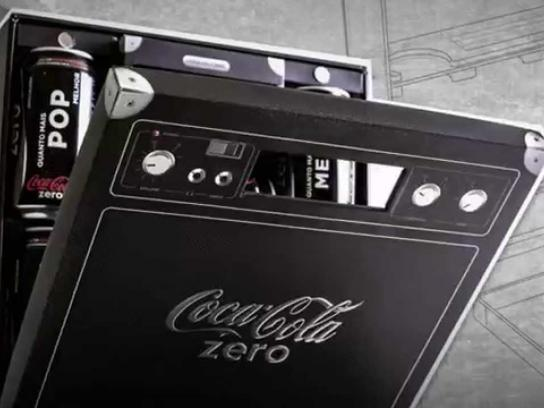 Coca-Cola Zero Direct Ad -  Amplifiers