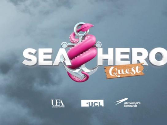 Deutsche Telekom Digital Ad - Sea Hero Quest