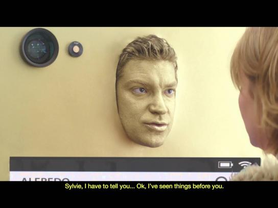 Easy Cash Film Ad -  Sylvie