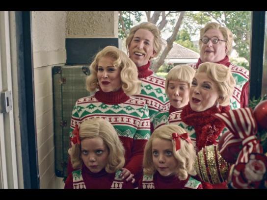 ALDI Film Ad - Christmas