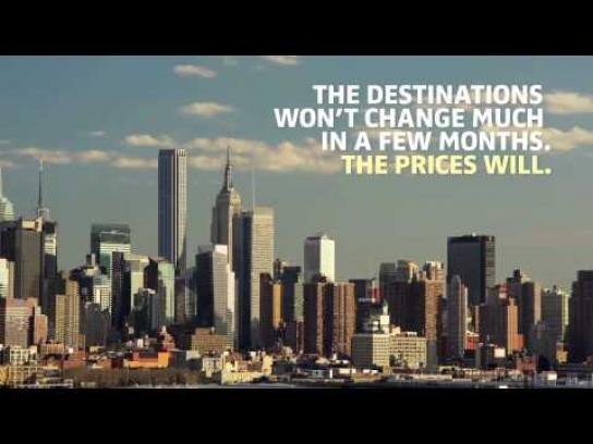 LAN Film Ad -  New York