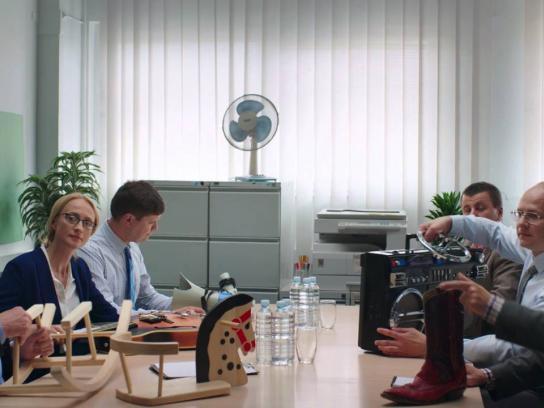 Loctite Film Ad - Conference