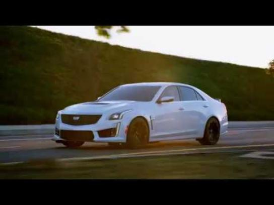 Cadillac Film Ad - CTS-V