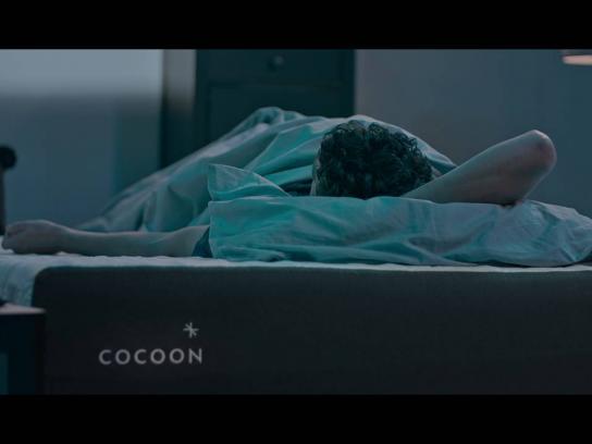 Cocoon Film Ad - Asleep