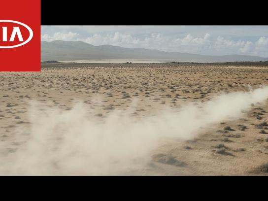 KIA Film Ad - The SUV Out of Nowhere