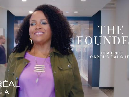 L'Oreal Film Ad - How Carol's Daughter founder Lisa Price turned her hobby into a major beauty business