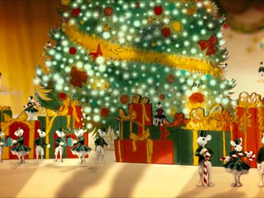 Harrods Film Ad -  The Land of Make Believe