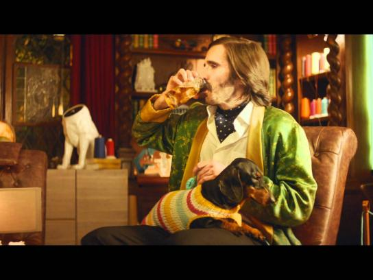 Diageo Film Ad -  Knitting