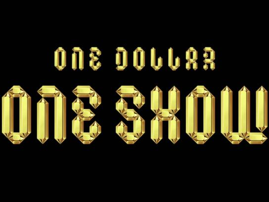 Rethink Digital Ad -  One Dollar One Show