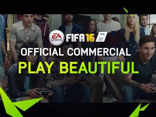 EA Games Film Ad -  Fifaro
