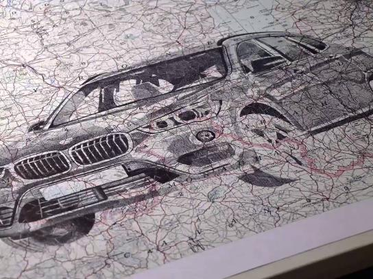 BMW Film Ad -  Map