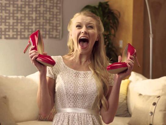 Mercurochrome Film Ad -  Whatever happens - Shoes