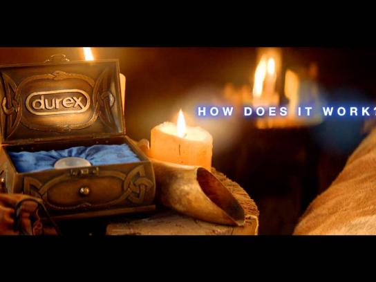 Durex Film Ad - Pleasure rings explained