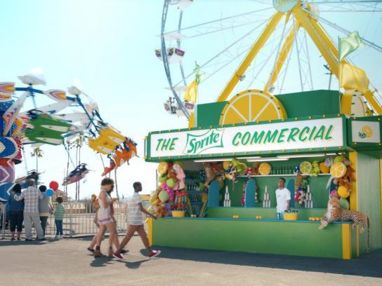 Sprite Film Ad - Carnival