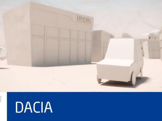 Dacia Film Ad - Simple is Smart