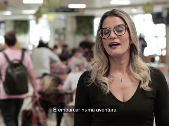 RIOgaleão Film Ad - Fui, Mudei, Voltei