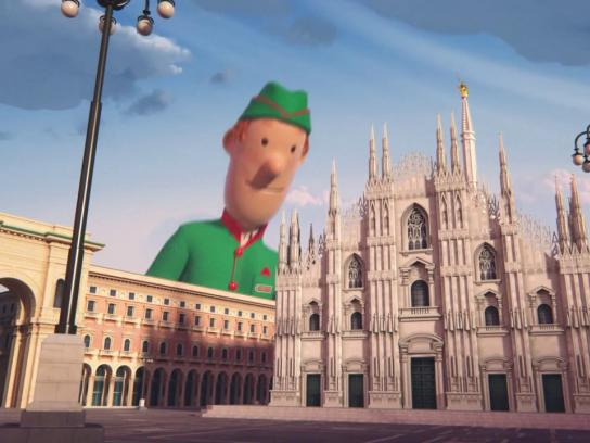 Crai Film Ad - In The Heart of Italy
