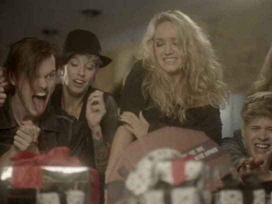 Diesel Film Ad -  The Magic of Christmas, The Anticipation