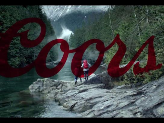 Coors Light Film Ad - Refresh For What's Next