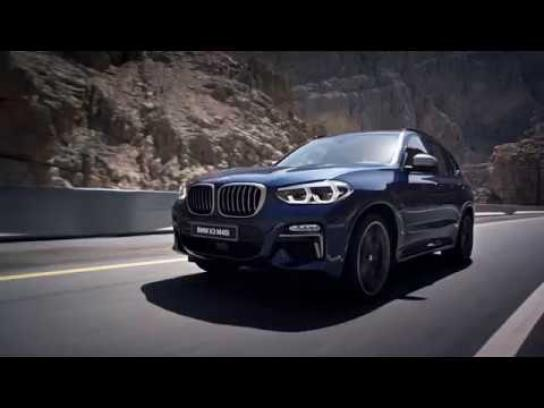 BMW Film Ad - BMW X3