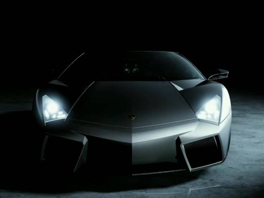 Lamborghini Film Ad -  Are you the chosen one?