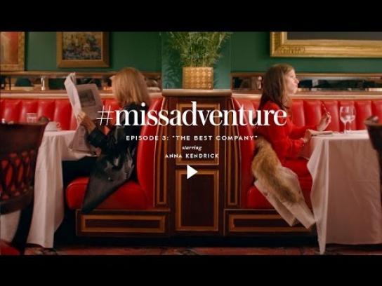 Kate Spade Digital Ad -  Miss Adventure - The best company