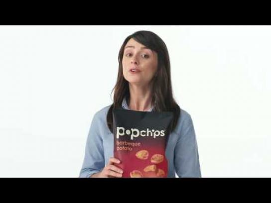 Popchips Film Ad -  Baby potato
