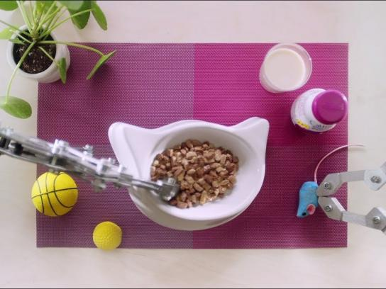Whiskas Film Ad - The Art of an Healthy Cat Diet - Whiskas K.I.T.