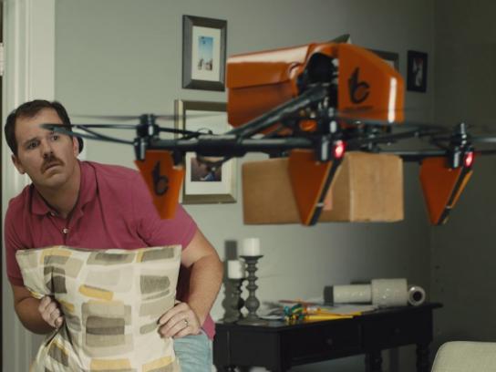 AAA Film Ad - Drone