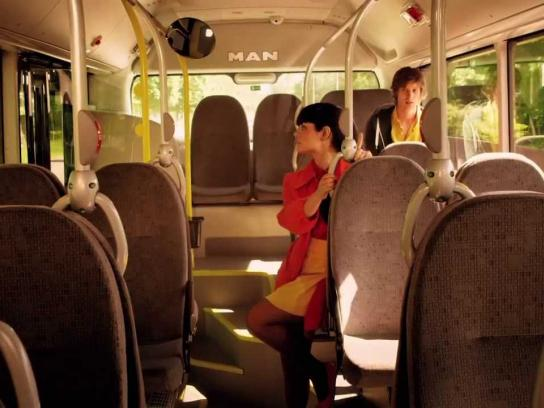Karlstadsbuss Film Ad -  A new generation is here