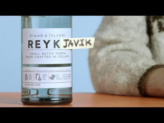Reyka Film Ad - How We Named Reyka Vodka