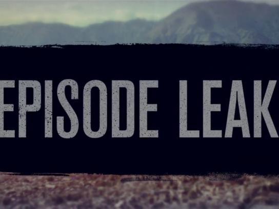Netflix Digital Ad - Episode leak